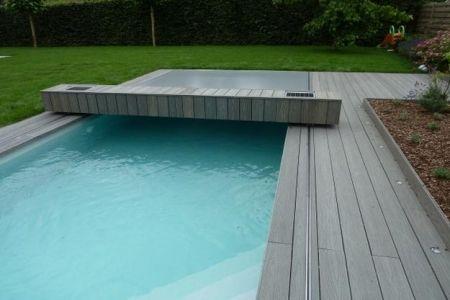 couverture piscine tendue - Couverture Piscine Tendue 4 Saisons