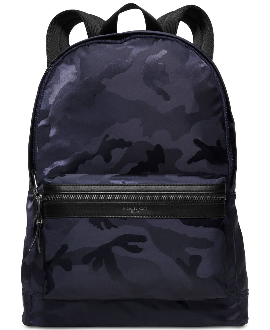 ced93b283eed Michael Michael Kors Men's Kent Camo Backpack | Products in 2019 ...