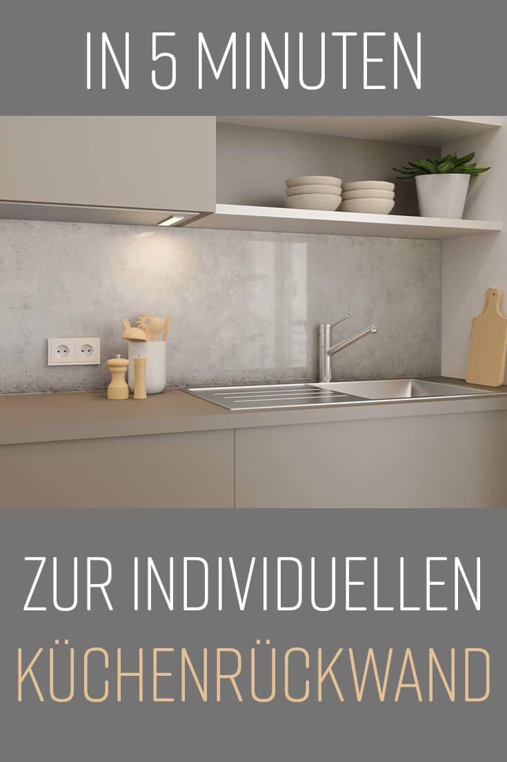 Individuelle Küchenrückwände aus Glas – super praktisch und extra schön