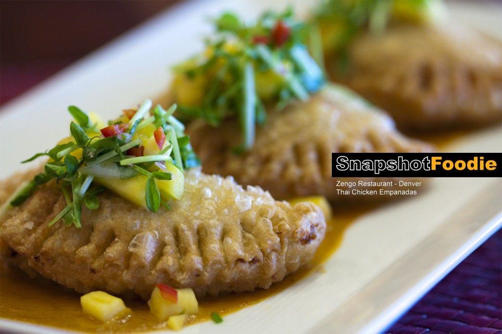 Thai Chicken Empanadas Food Chicken Empanadas Empanadas