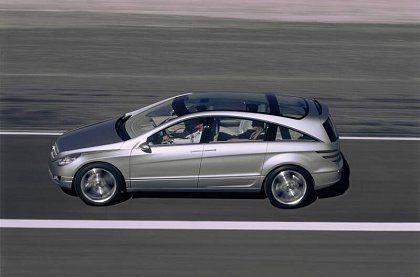 2002 Mercedes Benz Vision Gst Concept Konzeptfahrzeuge Von