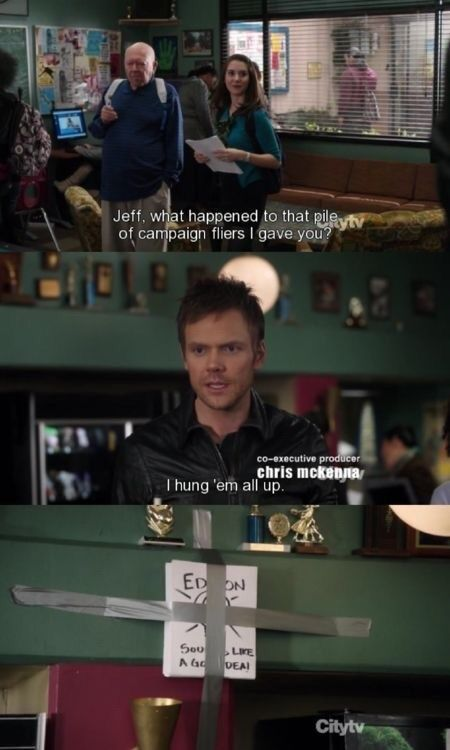 Photo of Twenty Amusing 'Community' Memes & Moments