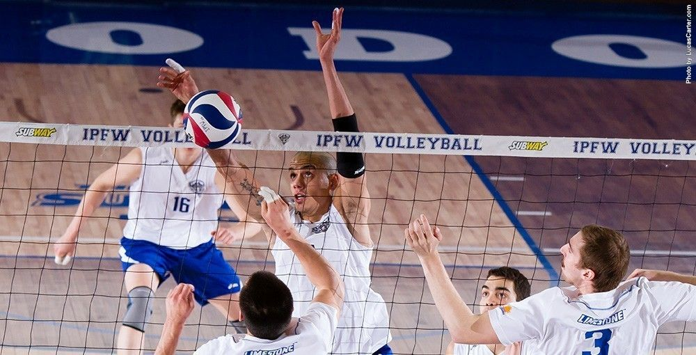 Ipfw Men S Volleyball