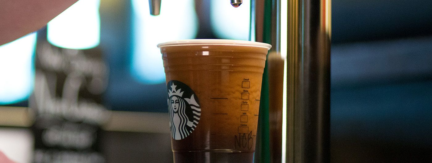 The magic behind Starbucks Nitro Cold Brew Nitro cold