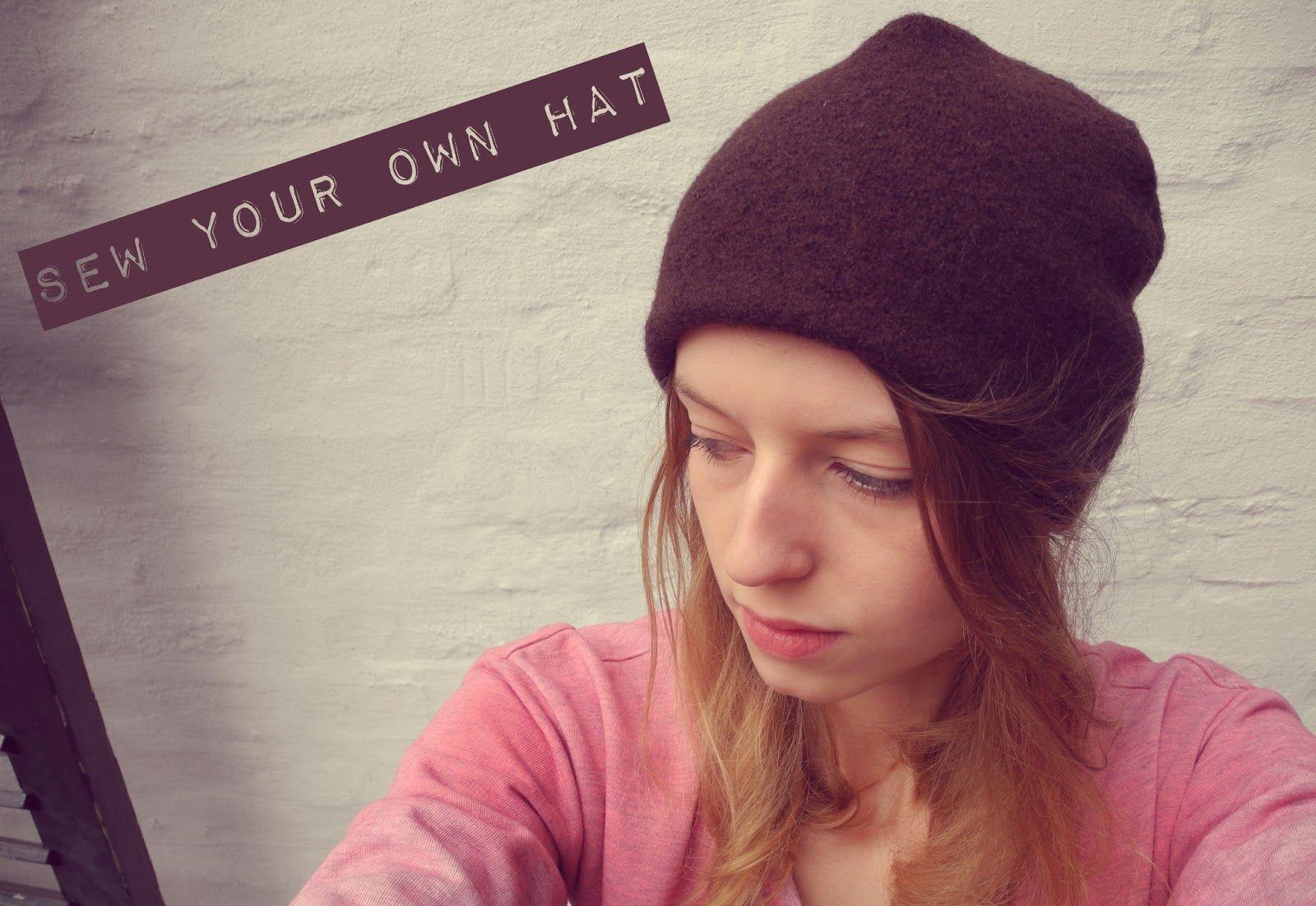 Sew a hat !  DIY