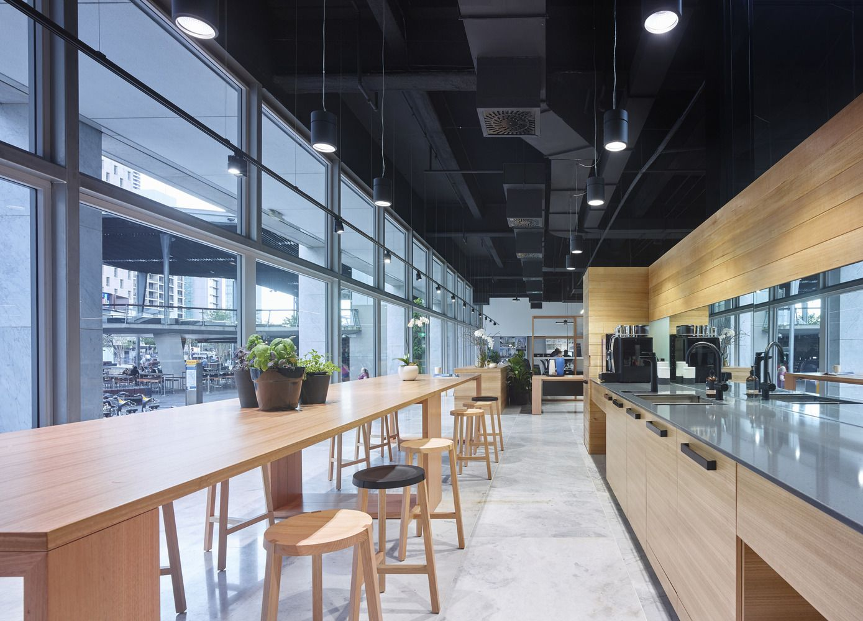 Gallery of brisbane studio woods bagot 6 brisbane for Interior design agency brisbane