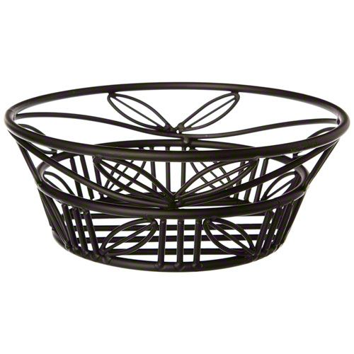Lay a cloth down inside this bread basket. Use your tongs to slide your cast iron PAN Grill-it from the oven. Perfect bread warmer