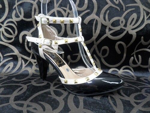 Sandalias altas para dama