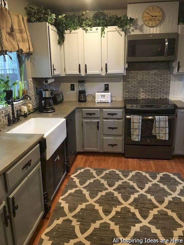 30 Best Small Kitchen Remodel Design Ideas