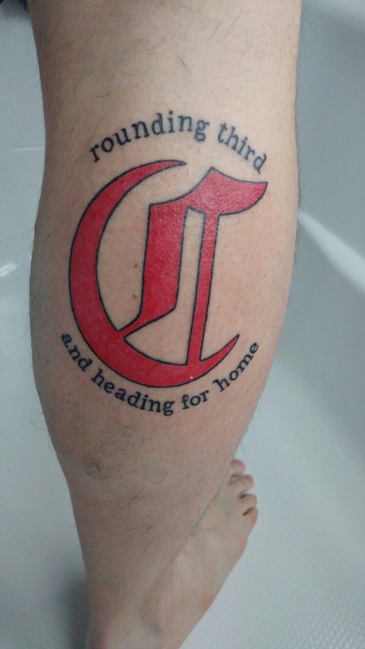 Cincinnati Reds Tattoo By Ben At Thou Art In Lancaster With