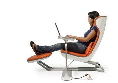 Para Con No Ergonómica Trabajar LaptopYa Silla Diseño Más De La RqAc4j35L