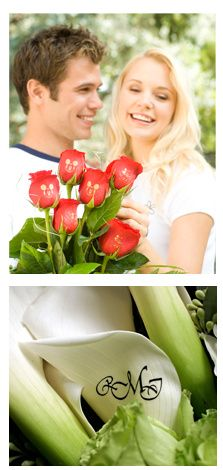 Print on LIVE FRESH FLOWERS and be the first in your market, 80 billion dollar potential Flower Shop industry.