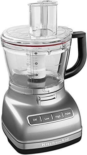New Kitchenaid Kfp1466cu 14 Cup Food Processor Exact Slice