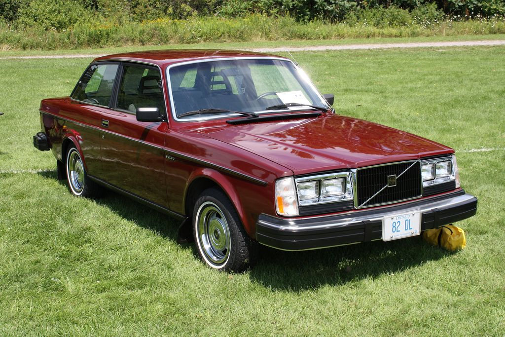 1982 Volvo 240 DL 2 door | Volvo 240, Volvo and Cars