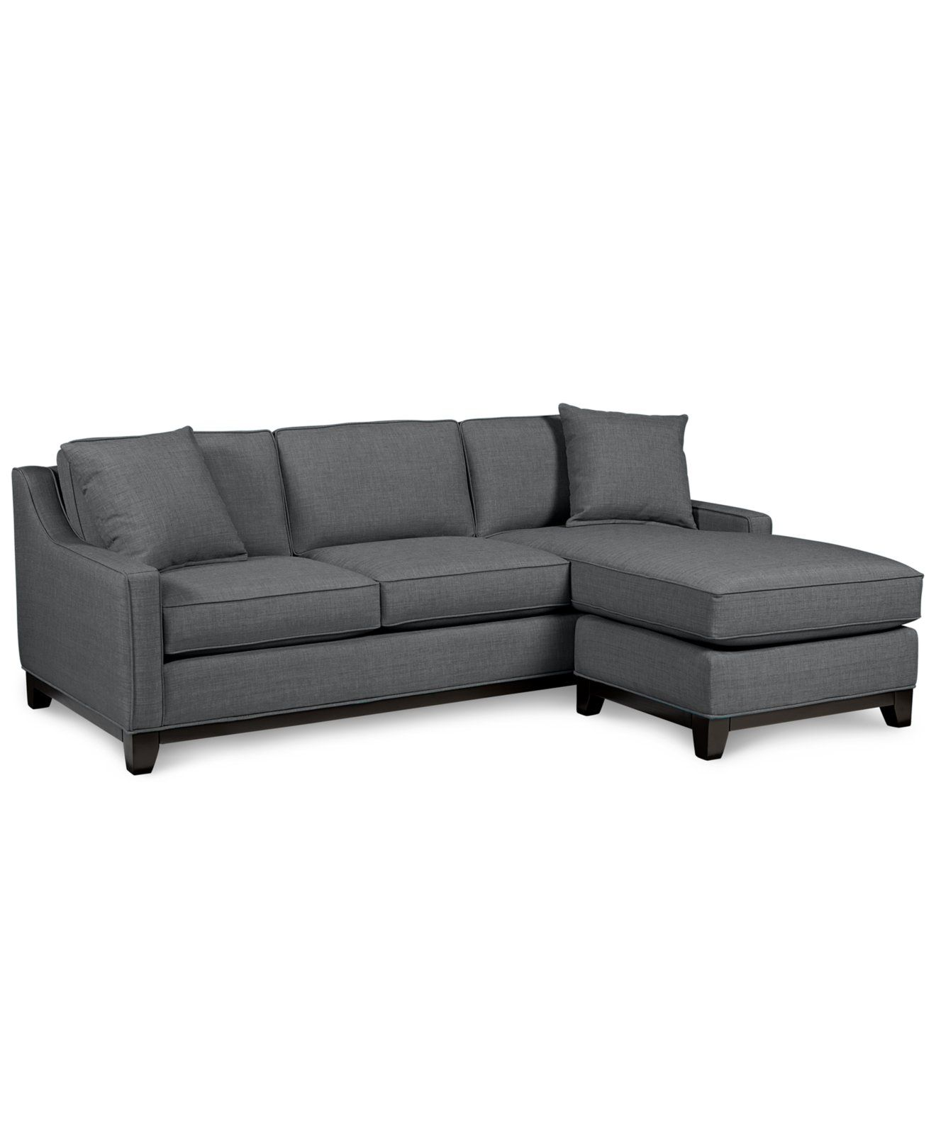 signature design by ashley furniture chamberly 3 piece sectional sofa in alloy living room pinterest