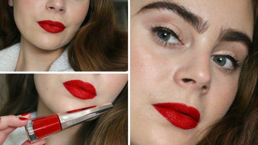 Amandazyt Fenty Beauty Stunna Red Lip Paint See The Universal
