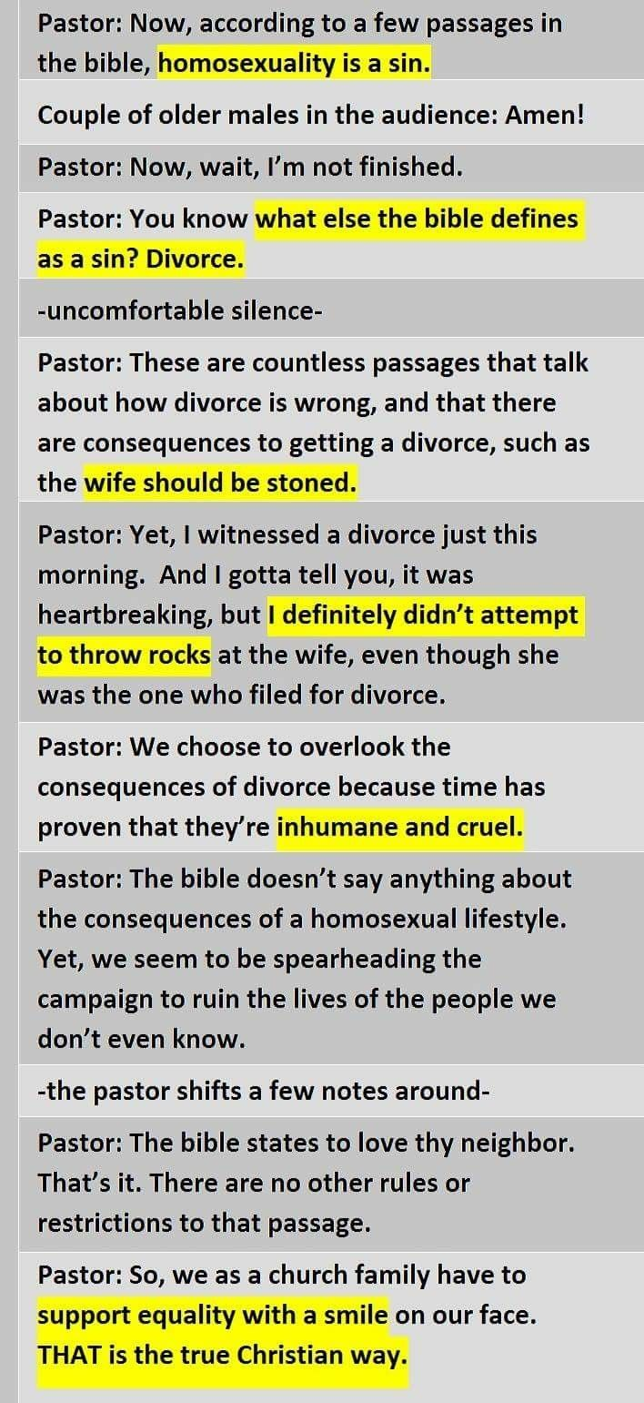 Pin By Eileen Friel On Quote Saying Pastor Bible Essay Divorce
