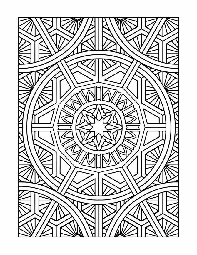 Pin By Pame On Color Me Sweary Coloring Pages Geometric Coloring Pages Mandala Coloring Pages Pattern Coloring Pages