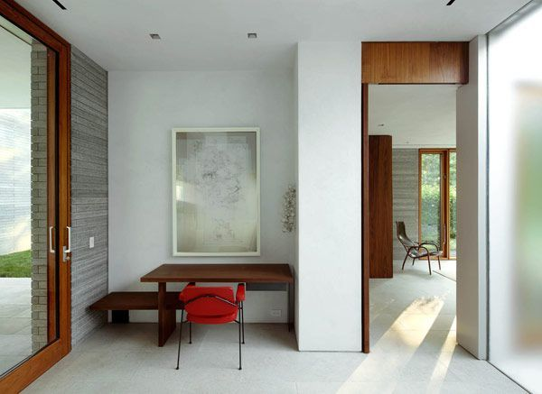 La Credenza San Maurizio Groupon : Further lane house tod williams billie tsien architects spaces