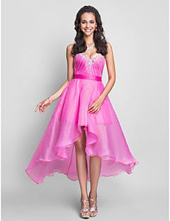 Homecoming Formal Evening/Prom/Sweet 16 Dress - Fuchsia Plus... – USD $ 119.99
