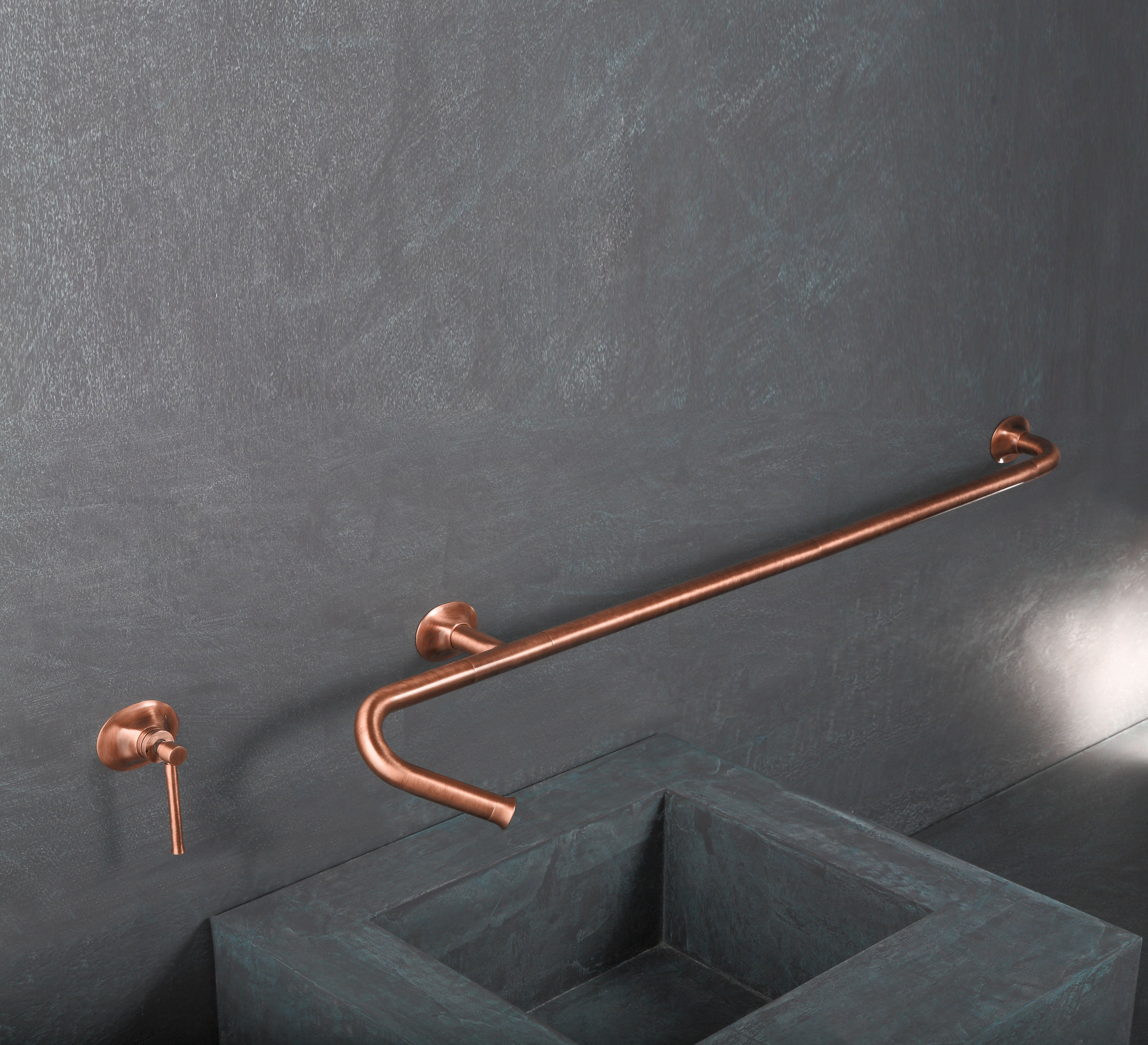 Pin On Copper Bathrooms