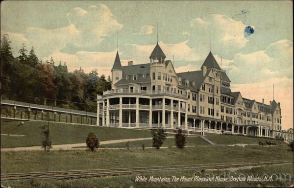 The Mount Pleasant House White Mountains White Mountains Bretton Woods New Hampshire Mount Pleasant