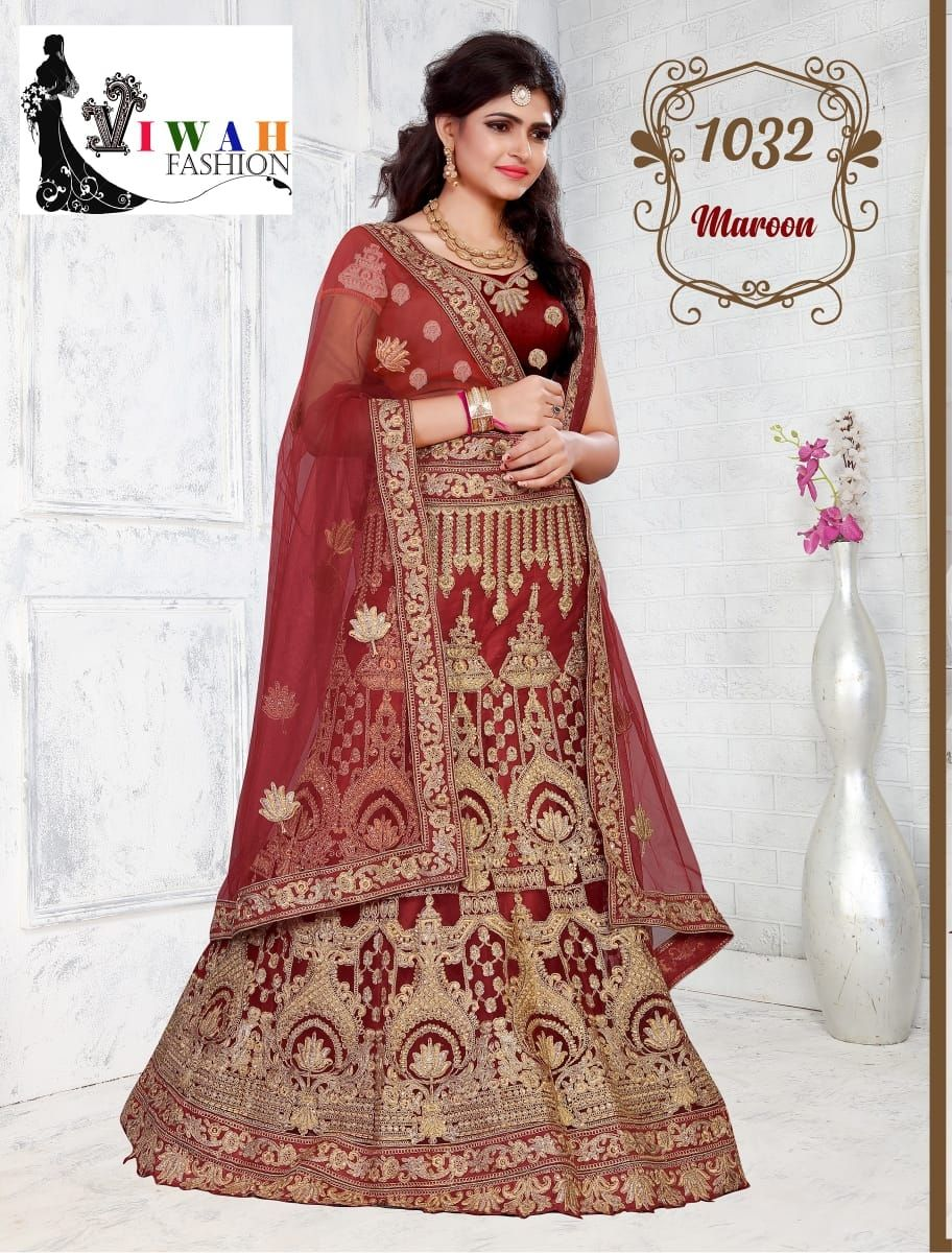 e84cf2d59a Buy Women's Bangalore Silk Semi-Stitched Lehenga Choli Online at Low prices  in India on Winsant, India fastest online shopping website.