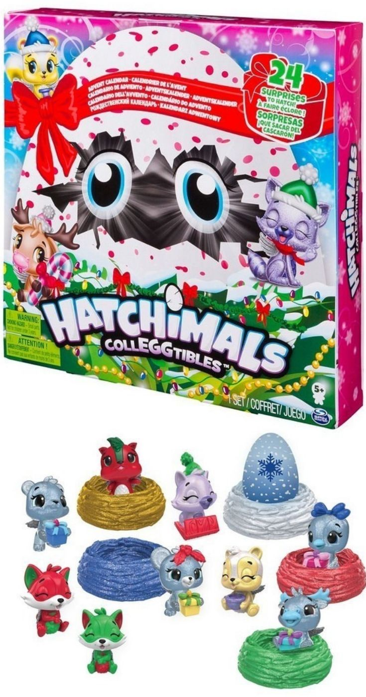 Best Deal On Hatchimals Colleggtibles Advent Calendar 2018