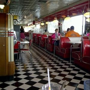 Dj S 50 60 Diner In Fairmont Wv