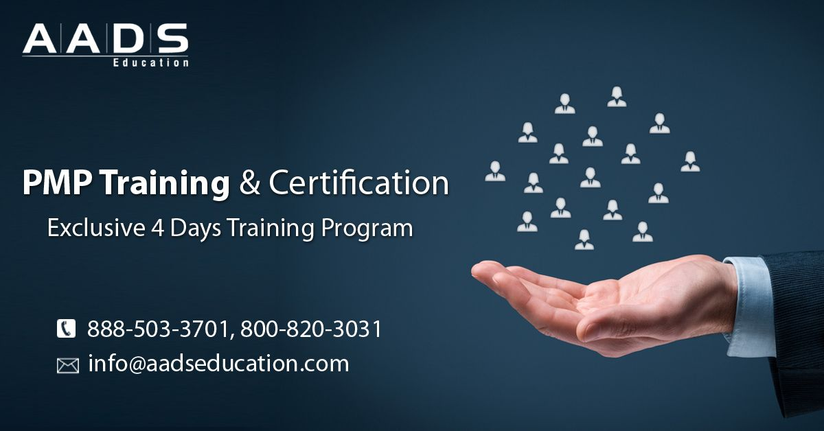 Get PMP Certification Training from certified trainer—Project ...