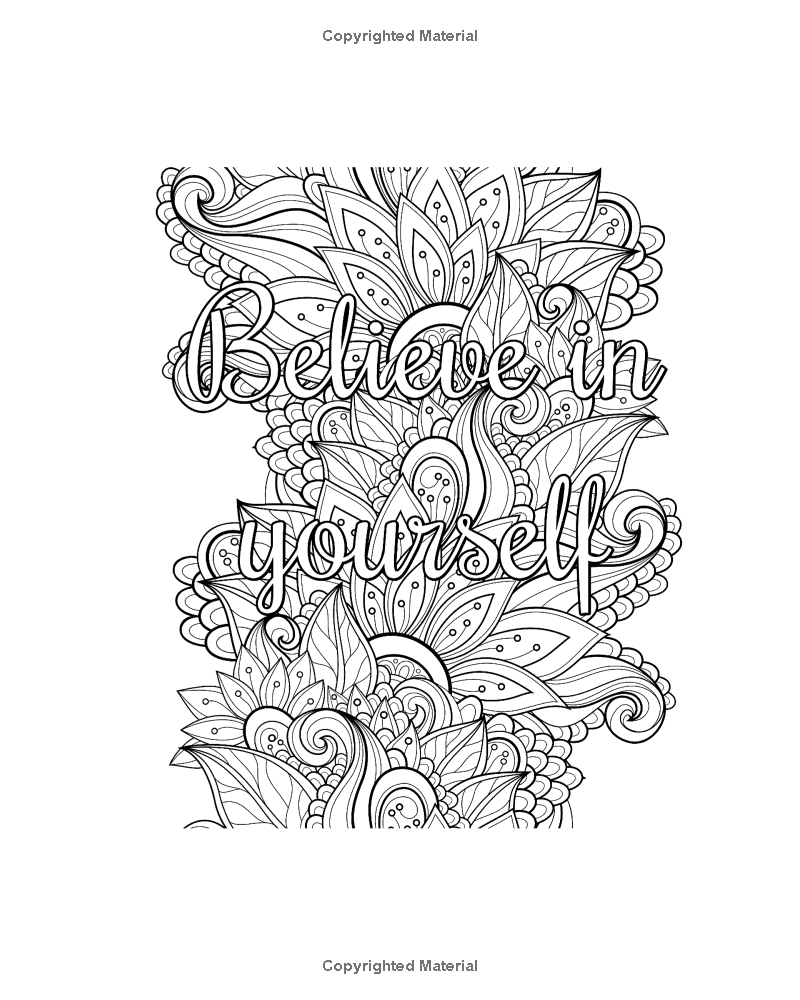 Amazon Good Vibes Coloring Book Is Fun Pretty Unique Design Relaxation MeditationGood VibesColoring PagesColoring