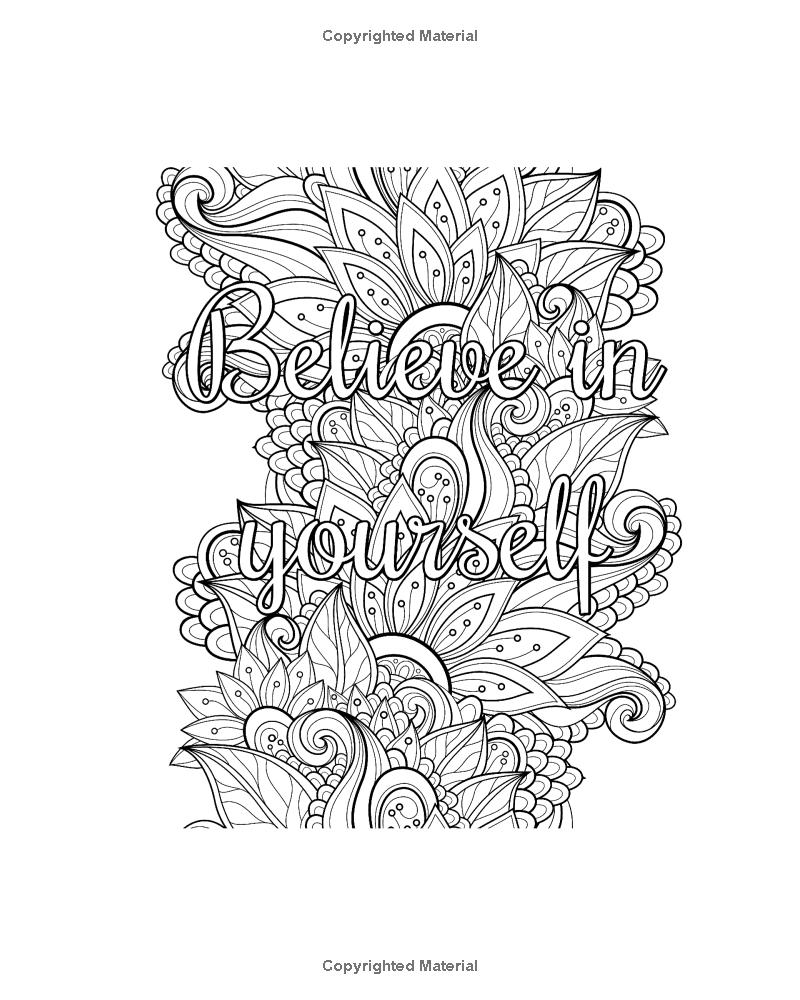 Coloring book adult meditation stress - Amazon Com Good Vibes Coloring Book Coloring Is Fun Pretty Unique Design