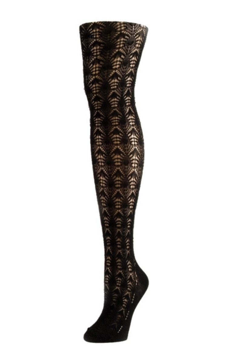 17ced559d Inverted Crochet Tights Inverted