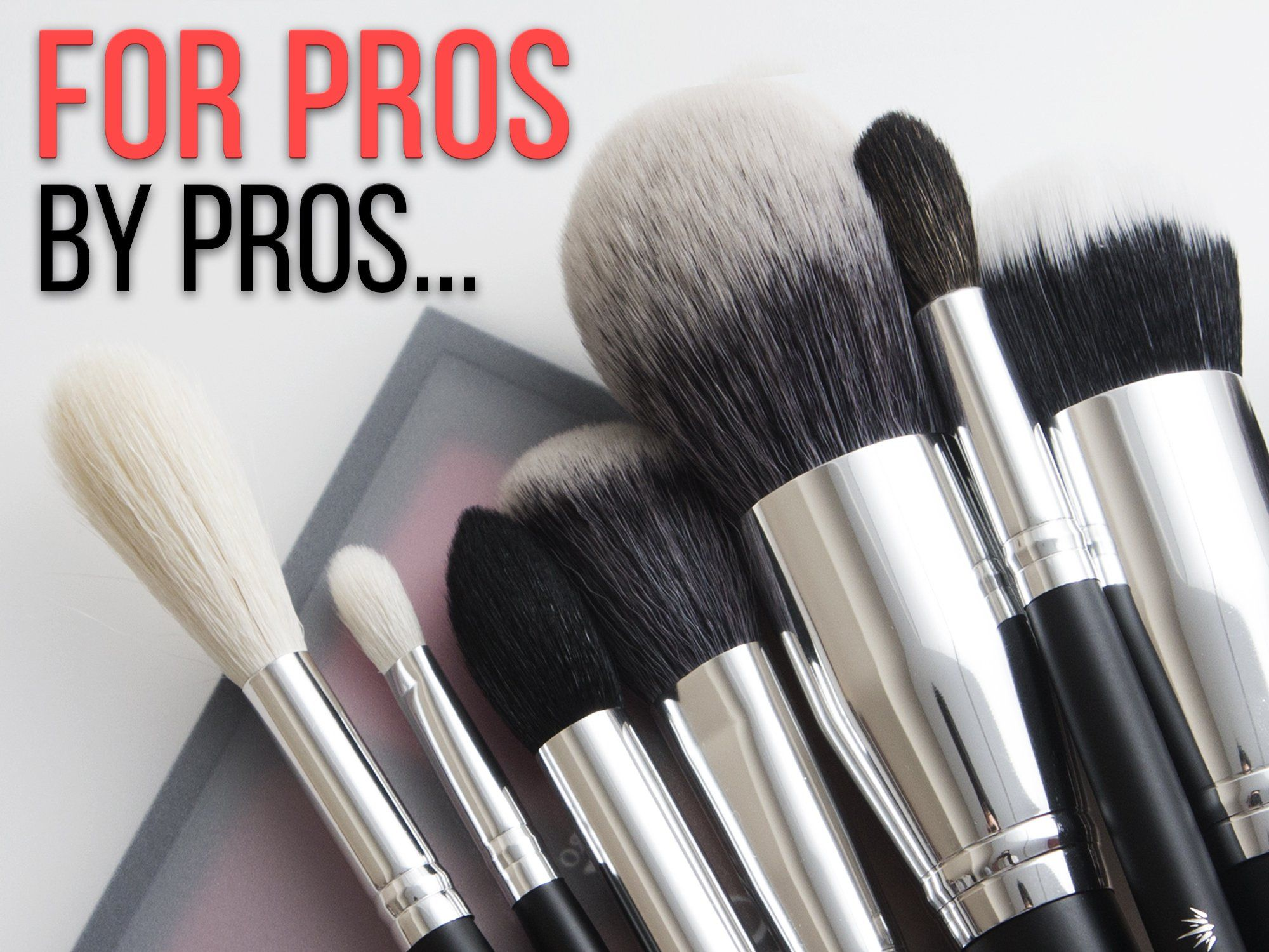 Crown Makeup Brushes, Cosmetics, and Brush Sets. Crown