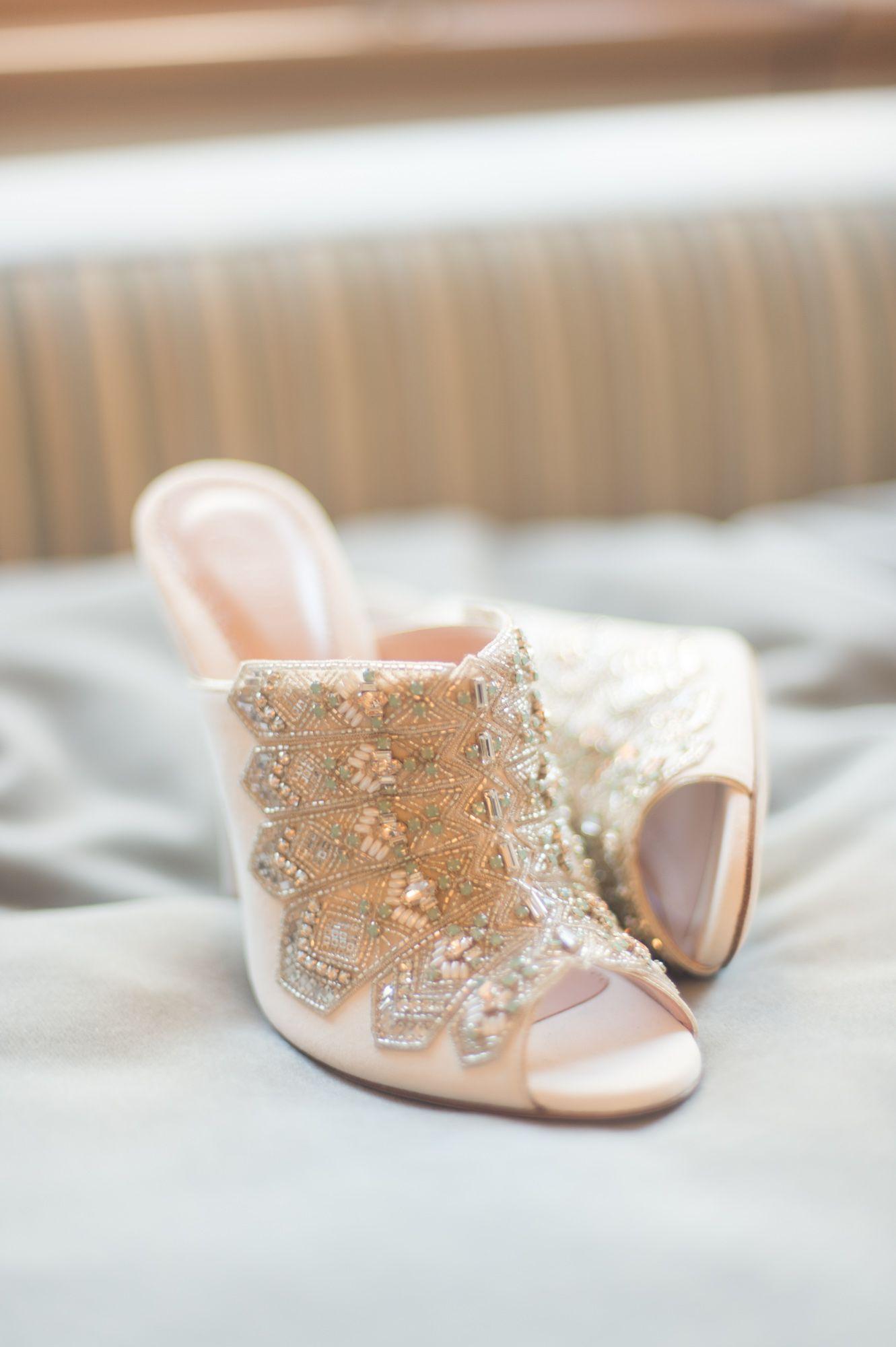 Brautschuhe High Heels Hochzeitsschuhe Elegant Shoes