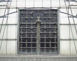 Portail principal.cathédrale Notre-Dame-de-la-Treille. Lille. Nord-Pas-de-Calais