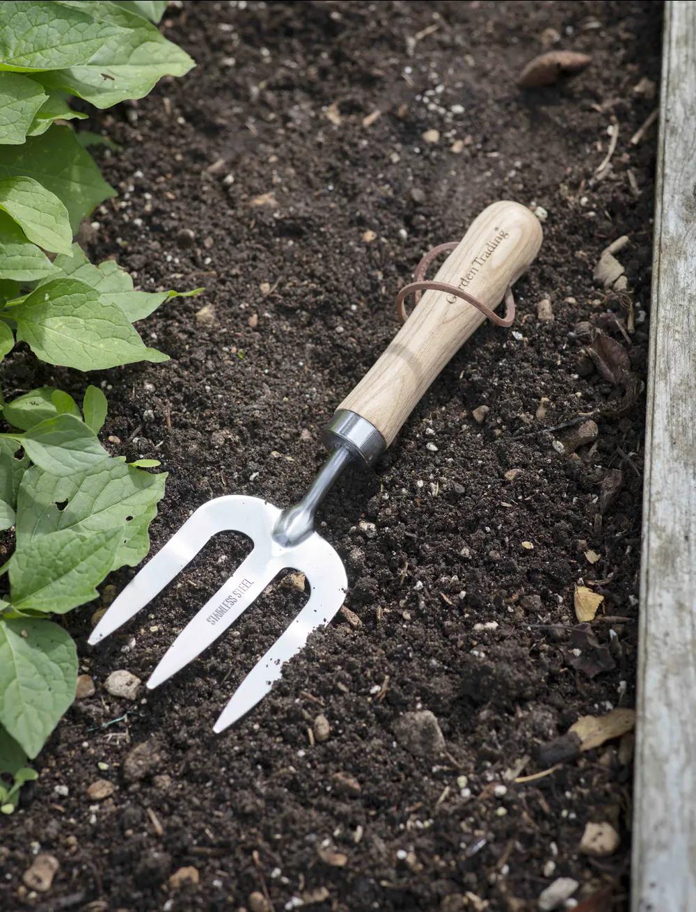 Hawkesbury Hand Fork Garden Tools Garden Accessories How To