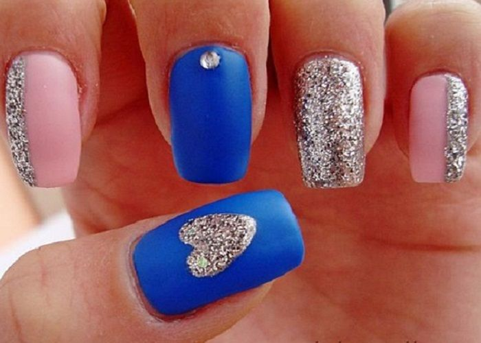 Nail Designs Ideas glittery nail design idea 1000 Images About Cool Nail Design Ideas On Pinterest Cool Nail Designs Nail Ideas And Nail