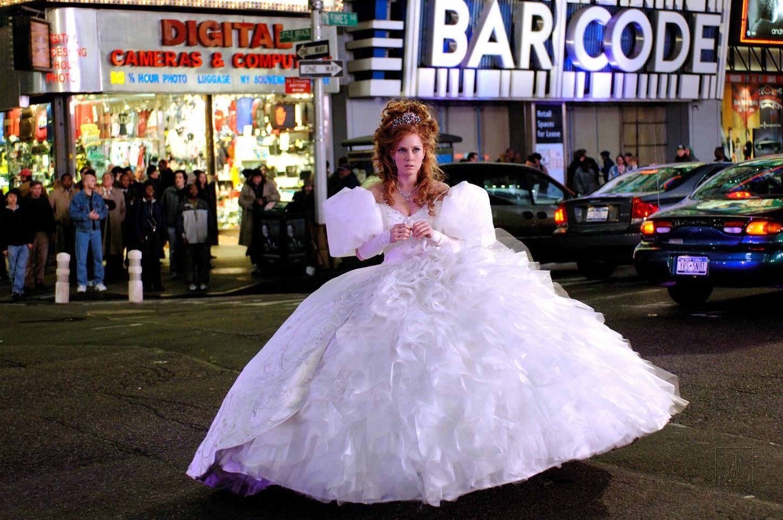 Enchanted Movie Giselle Disney Dresses Wedding: Enchanted Giselle Wedding Dress Art At Websimilar.org