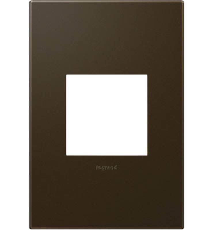 Legrand AWP1G26 Adorne Screwless Wall Plate Bronze Indoor Lighting Wall  Controls Wall PlatesLegrand AWP1G26 Adorne Screwless Wall Plate Bronze Indoor Lighting  . Adorne Lighting Control. Home Design Ideas