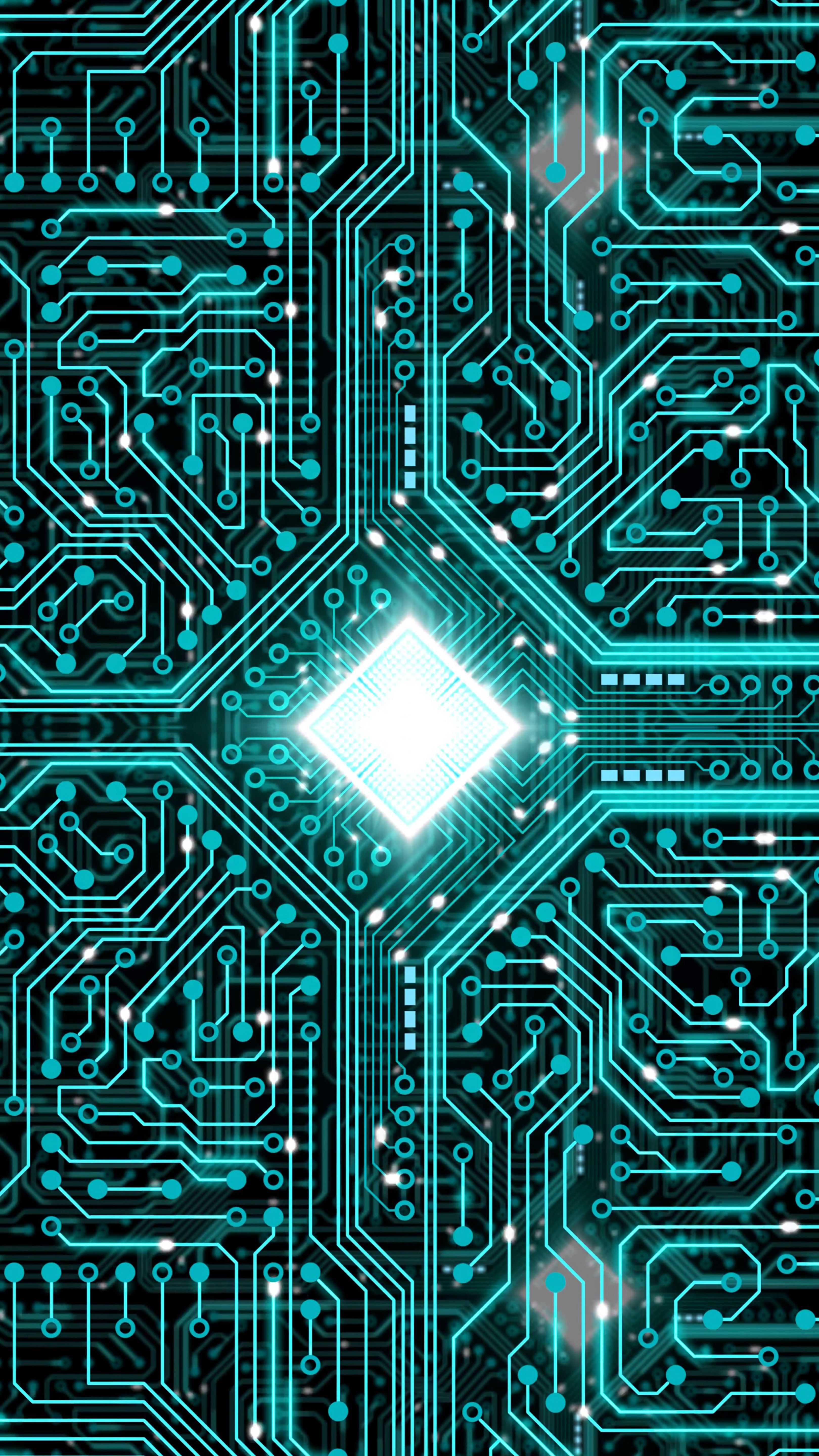 Wallpapers Printed Circuit Board Central Processing Unit Integrated Circuits Chips Chipset Technology Wallpaper Phone Wallpaper Design Electronics Wallpaper