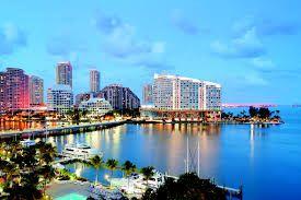 Miami es mi ciudad favorita y es aqui en donde veo mis visiones en un lugar para vivir.