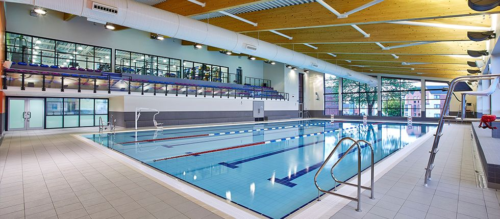 West bromwich leisure centre use an oxford dipper pool for Uses for old swimming pools