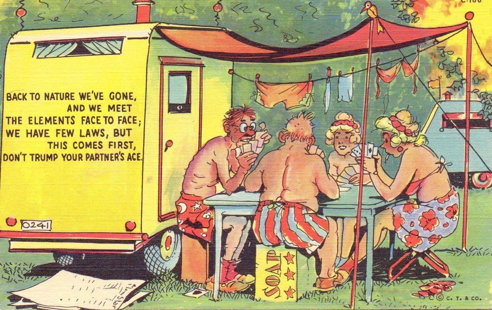 Nude Women Camping 99