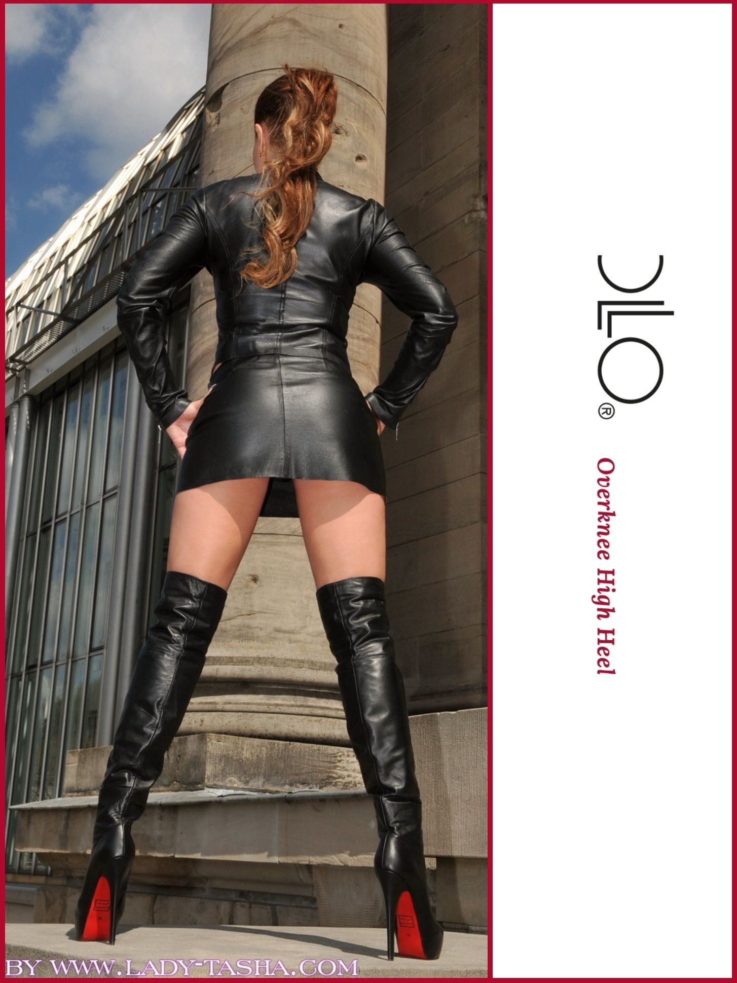 54bc1880b4a AROLLO Overknee Princess • 100% genuine leather • buy online Thigh High  Boots, Over