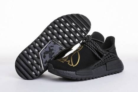 581b871267e583 OVO x Pharrell Williams x Adidas NMD Human Race