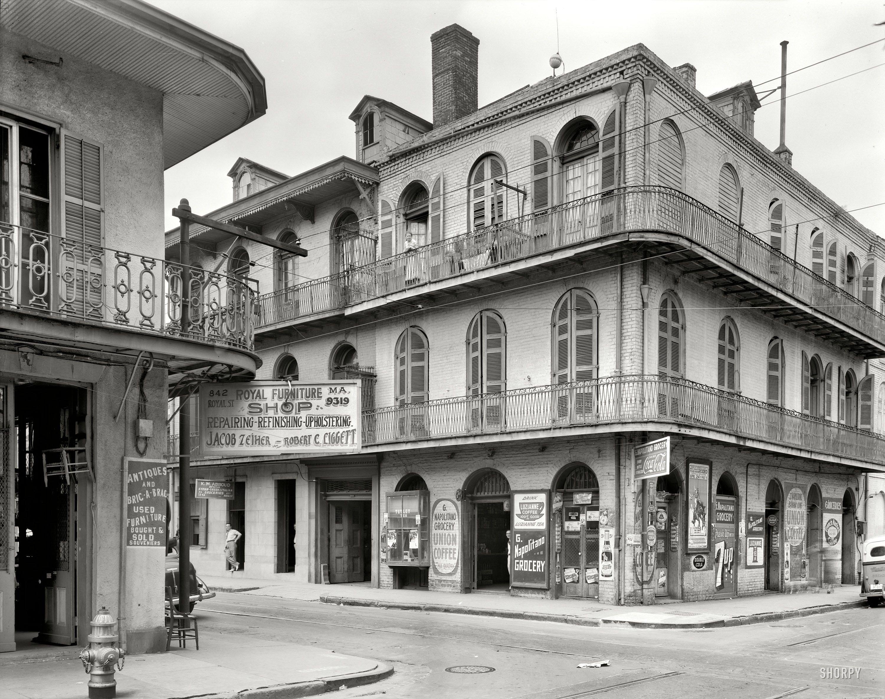 images about Old New Orleans on Pinterest Old photos