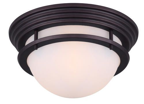 Patriot Lighting Justin 11 Oil Rubbed Bronze Contemporary
