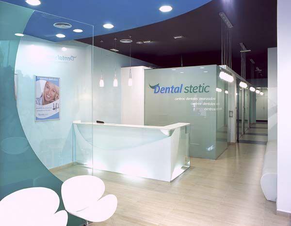 Fotos de decoracion oficinas madrid esebe net arquitectura interiorismo clinicas dise o - Decoracion clinica dental ...