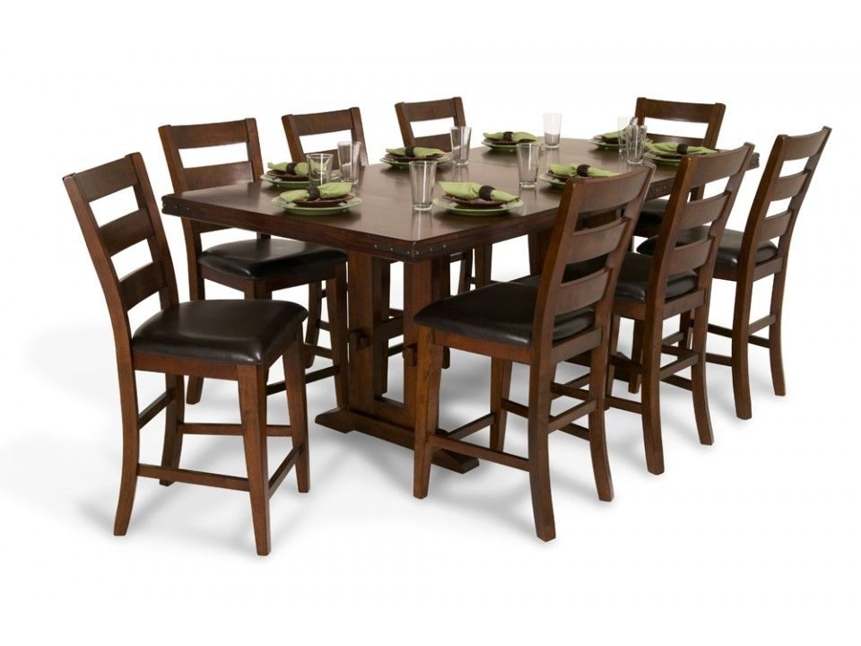 Best 25 discount dining room sets ideas on pinterest for Formal dining room furniture sets